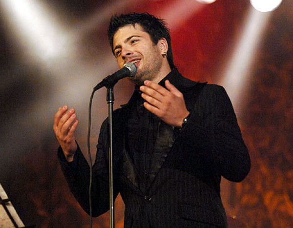 Tose Proeski represented Macedonia in the Eurovision Song Contest, held in Istanbul in 2004. In 2007 he had died in tragic accident.
